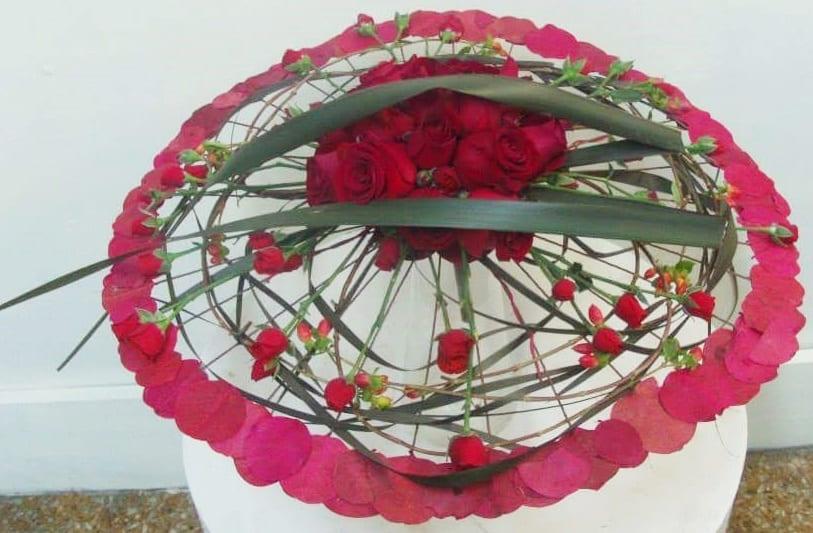ramo novia 8