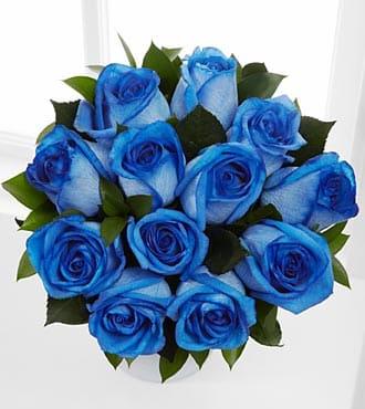 Amar azul