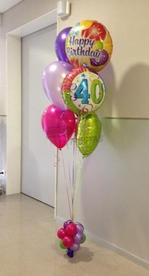 Globos Cumpleaños Helio