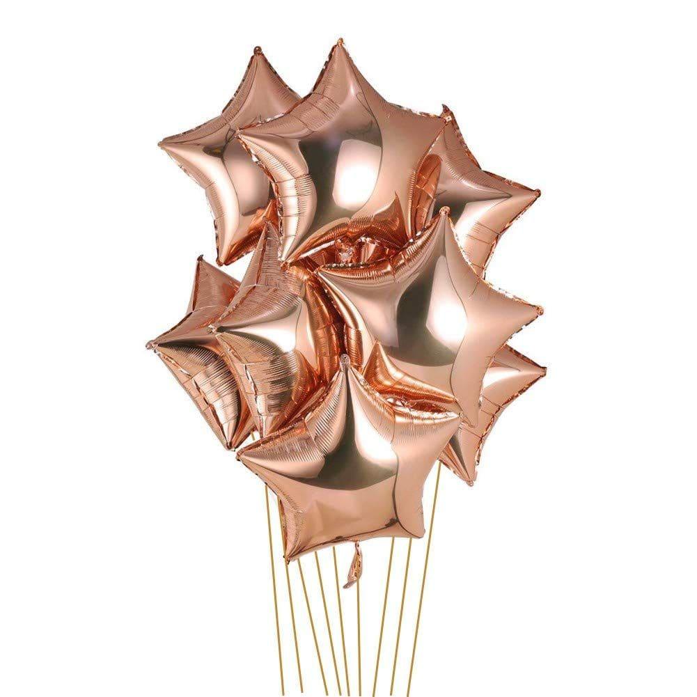 Estrella rose gold